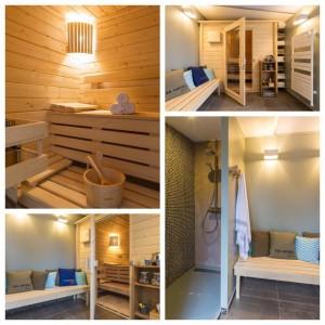 Photo montage sauna96