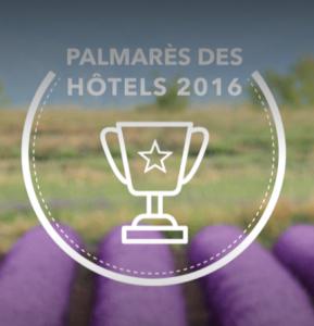 logo palmarès 2016