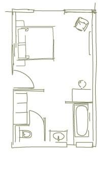 Les chambres d 39 hotes design au pieds des calanques hotel for Chambre de la haute couture